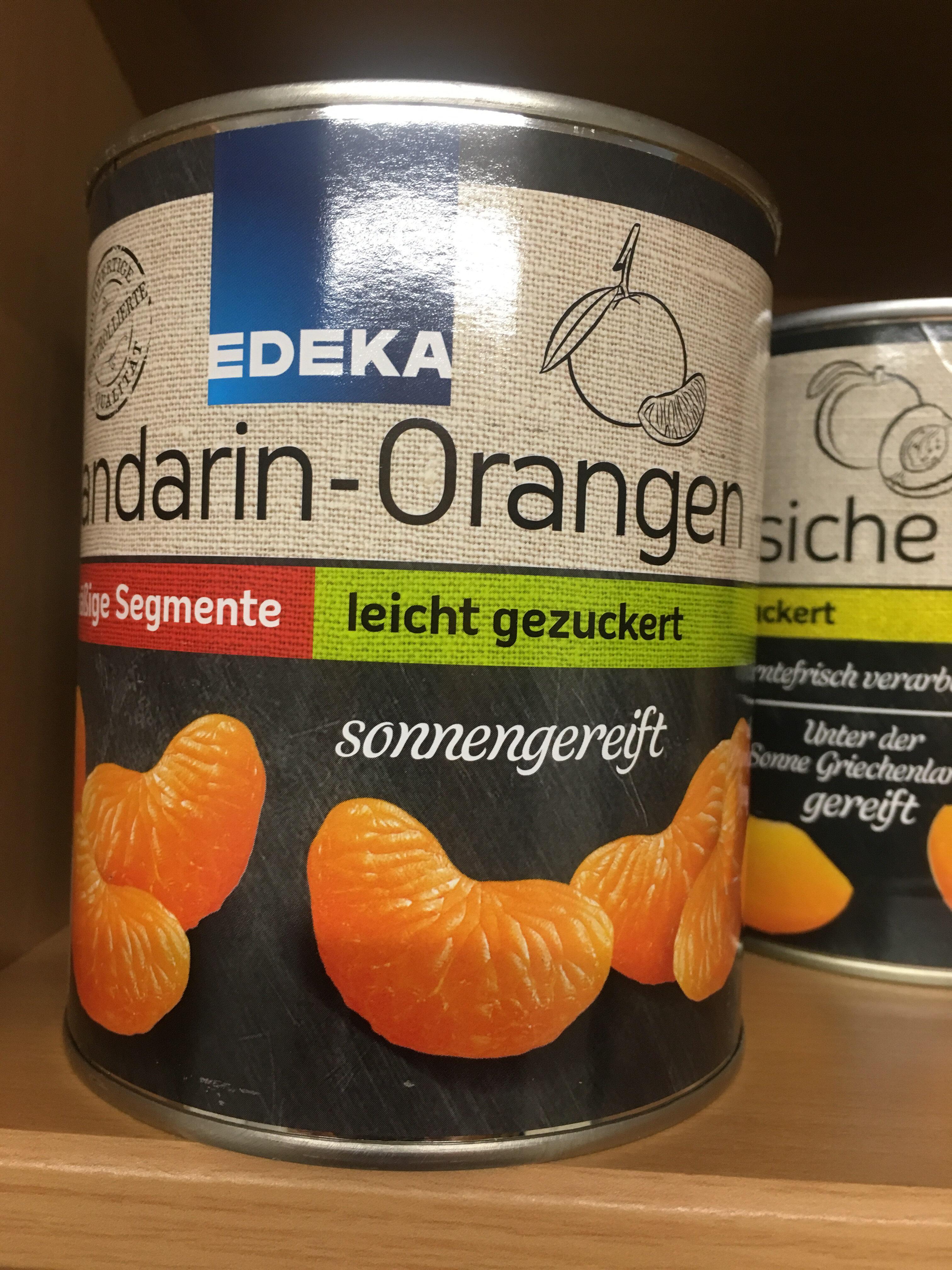 Mandarin-Orangen - Prodotto - de