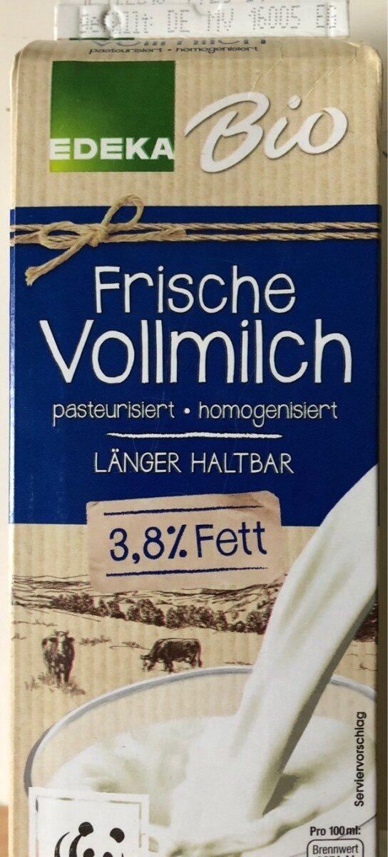Frische Vollmilch - Produkt - de