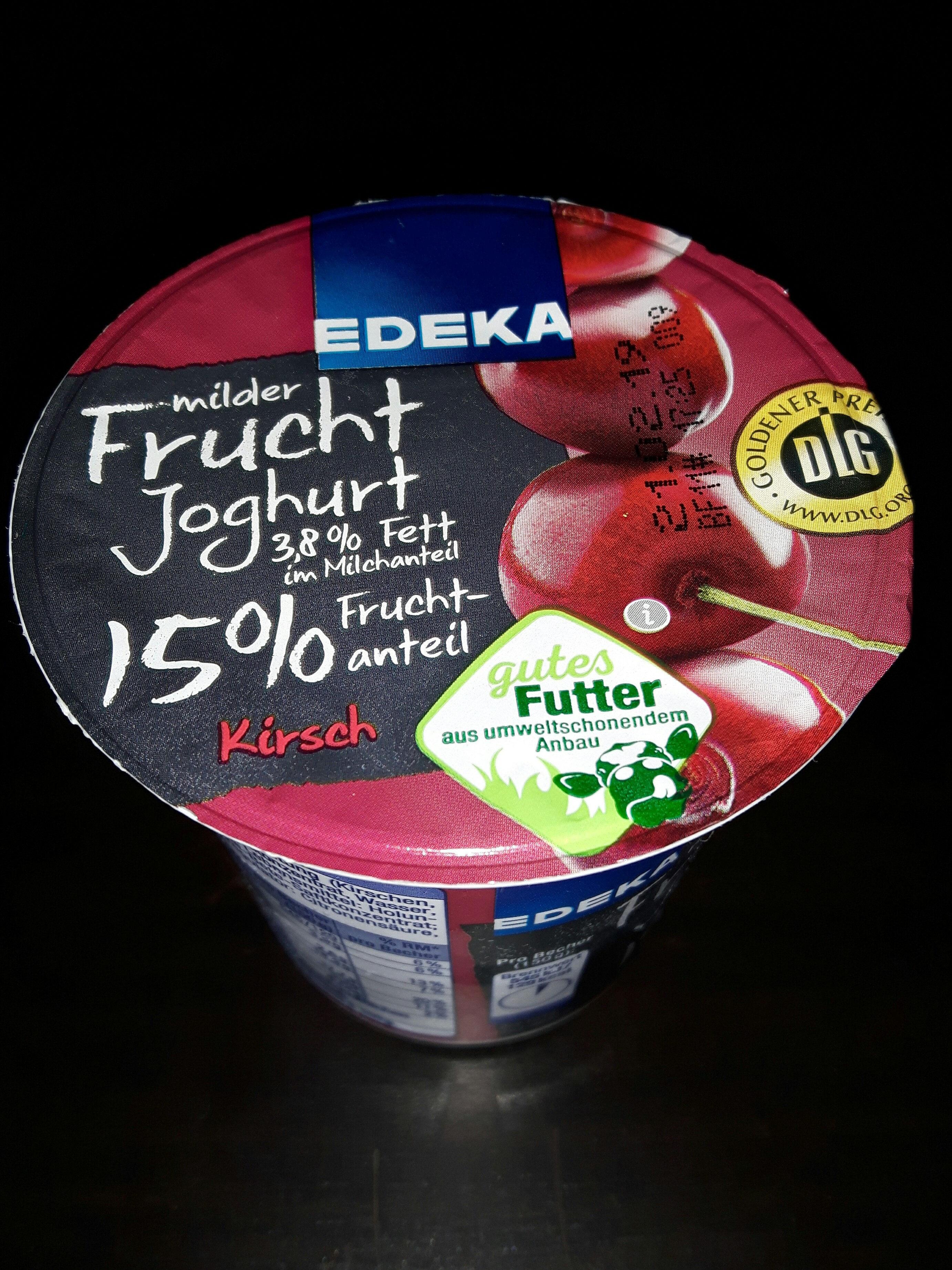 milder Fruchtjoghurt Kirsche - Produit