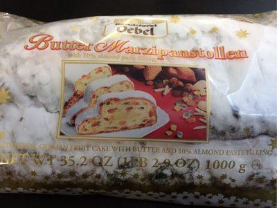 Butter Marzipanstollen - Produit - fr