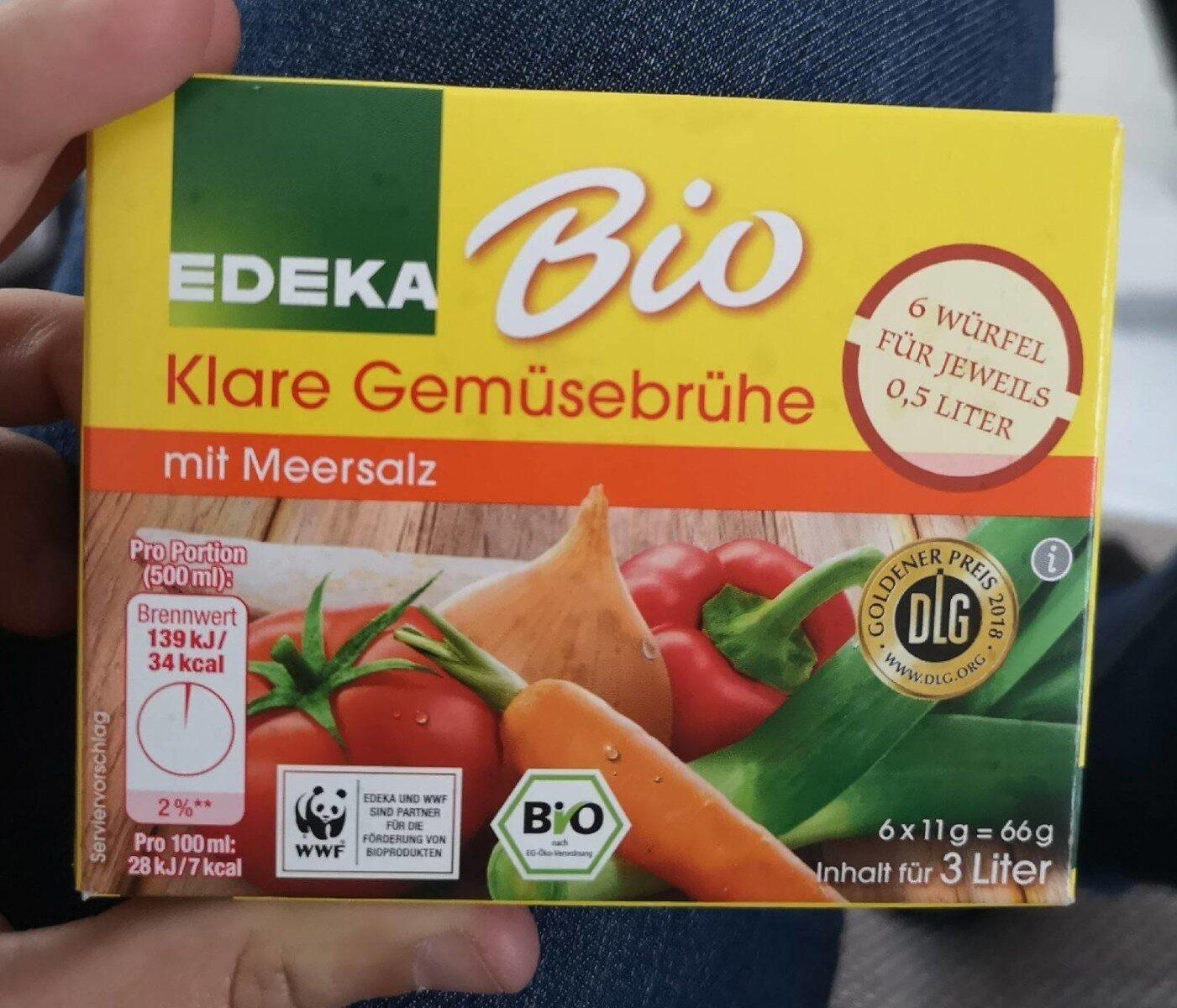 Edeka Brühe