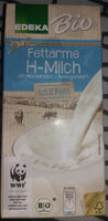 Fettarme H-Milch ultrahocherhitzt homogenisiert - Product