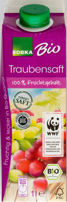Traubensaft - Produkt