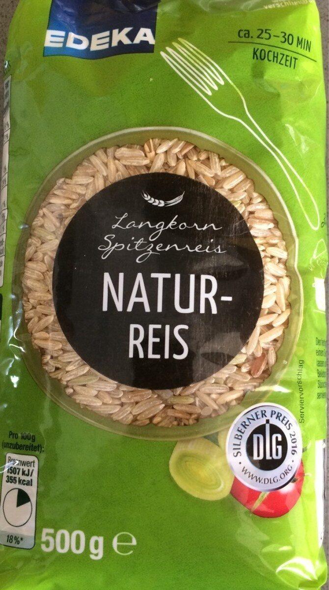 Natur-Reis langkorn spitzreis - Prodotto - de