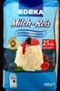 Milch-Reis - Produkt