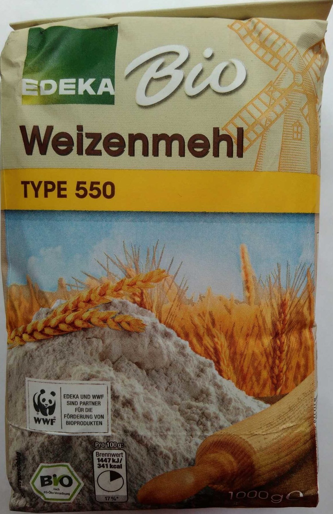 Weizenmehl Type 550 - Product