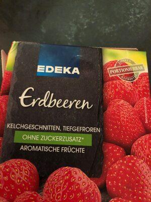 Erdbeeren - Product