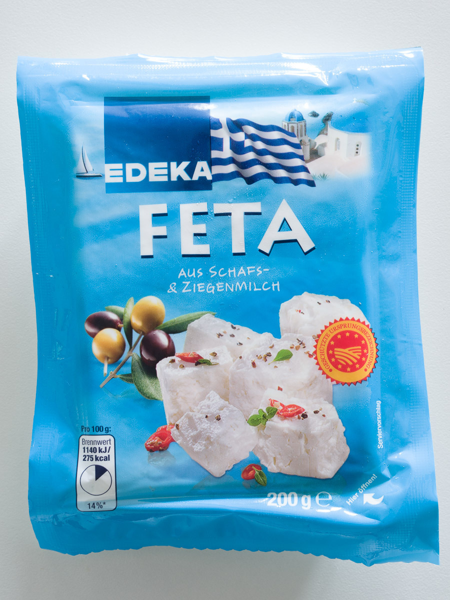 feta aus schafs ziegenmilch edeka 200 g. Black Bedroom Furniture Sets. Home Design Ideas