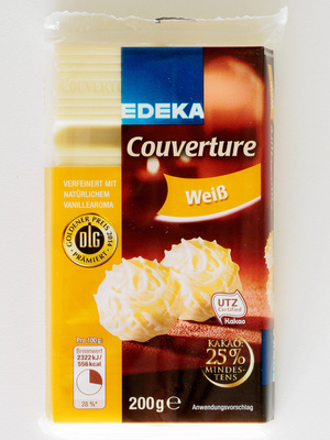 Couverture Weiß - Product