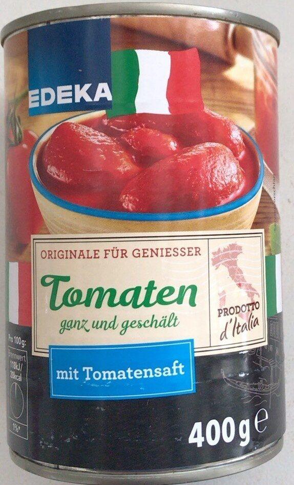 Tomaten - Prodotto - en