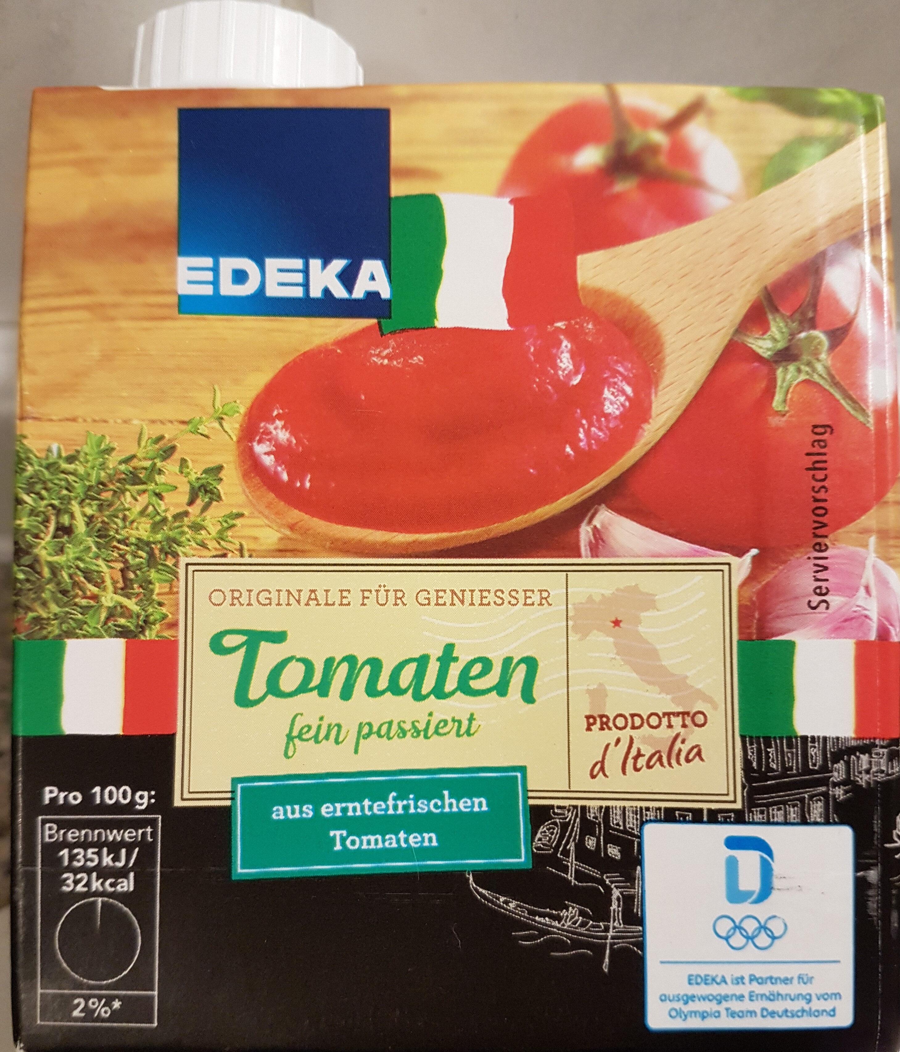 Tomaten - Продукт - en