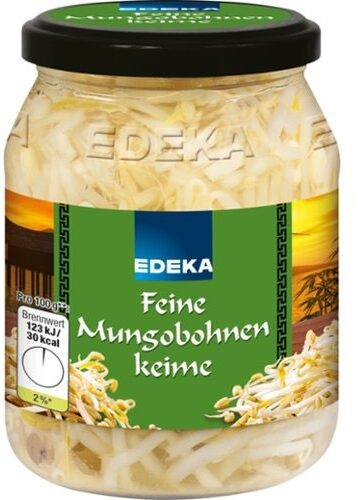 Feine Mungobohnenkeime - Produit