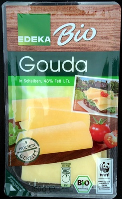 Gouda in Scheiben, 48% Fett i. Tr. - Product - de