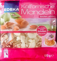 Kalifornische Mandeln - Product