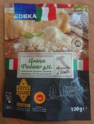Grana Padano - Produkt - de