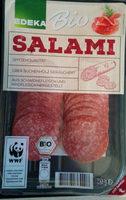 Delikatess Salami - Produkt