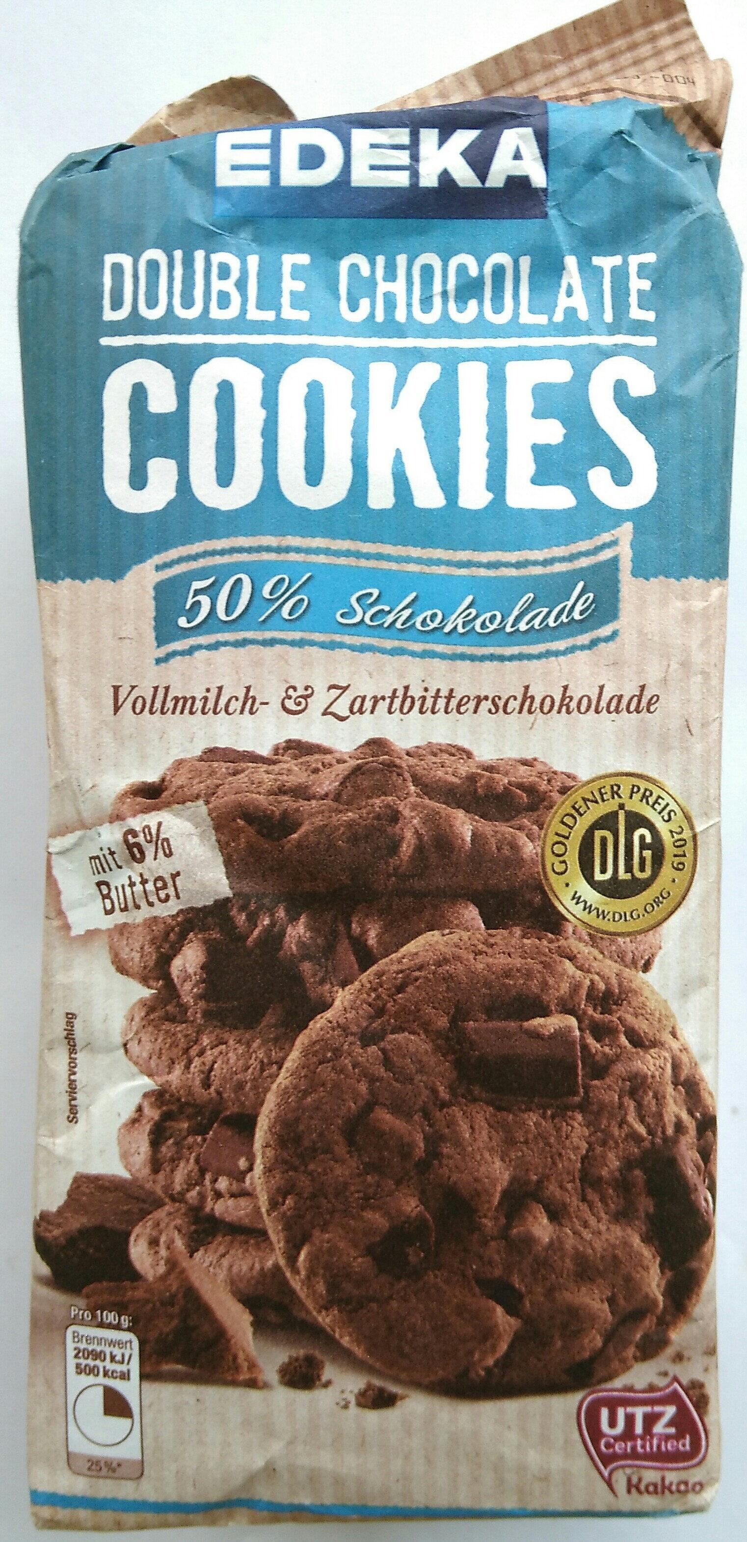 Double Chocolate Cookies - Produkt - de