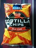 Tortilla Chips hot chili - Product