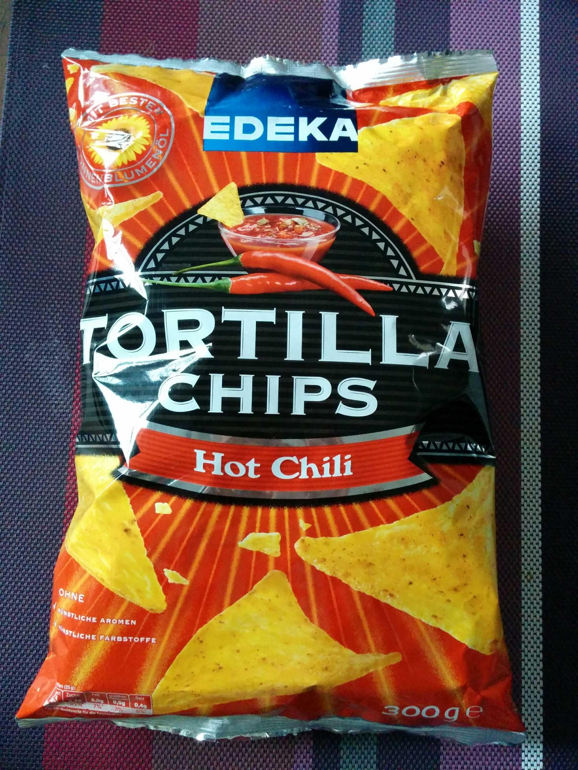 Tortilla Chips hot chili - Product