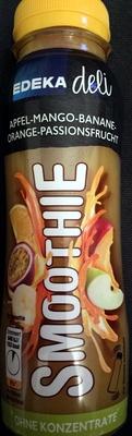 Smoothie Apfel-Mango-Banane-Orange-Passionsfrucht - Product
