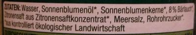 Edeka Bio Bärlauch - Ingredients - de