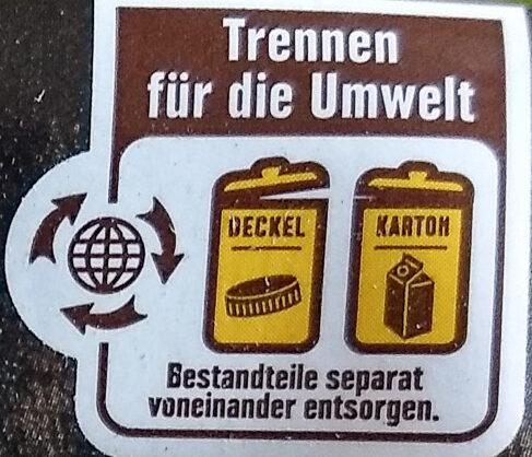 Haferdrink Classic - Instruction de recyclage et/ou information d'emballage - de