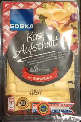 Käse Aufschnitt - Produkt