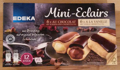 Mini-Eclairs - Product