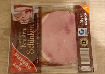 Delikatess Krustenschinken, Gepökelt Und Gegart - Produkt - de