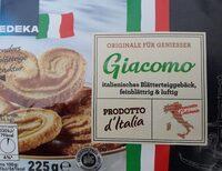 Italienisches Blätterteiggebäck - Produkt - de