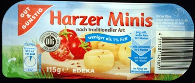 Harzer Minis nach traditioneller Art - Product - de