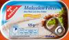 Makrelen Filets in Sonnenblumenöl - Produkt