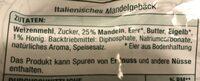 Cantuccini - Ingredienti - de