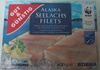 Alaska Seelachs Filets - Product