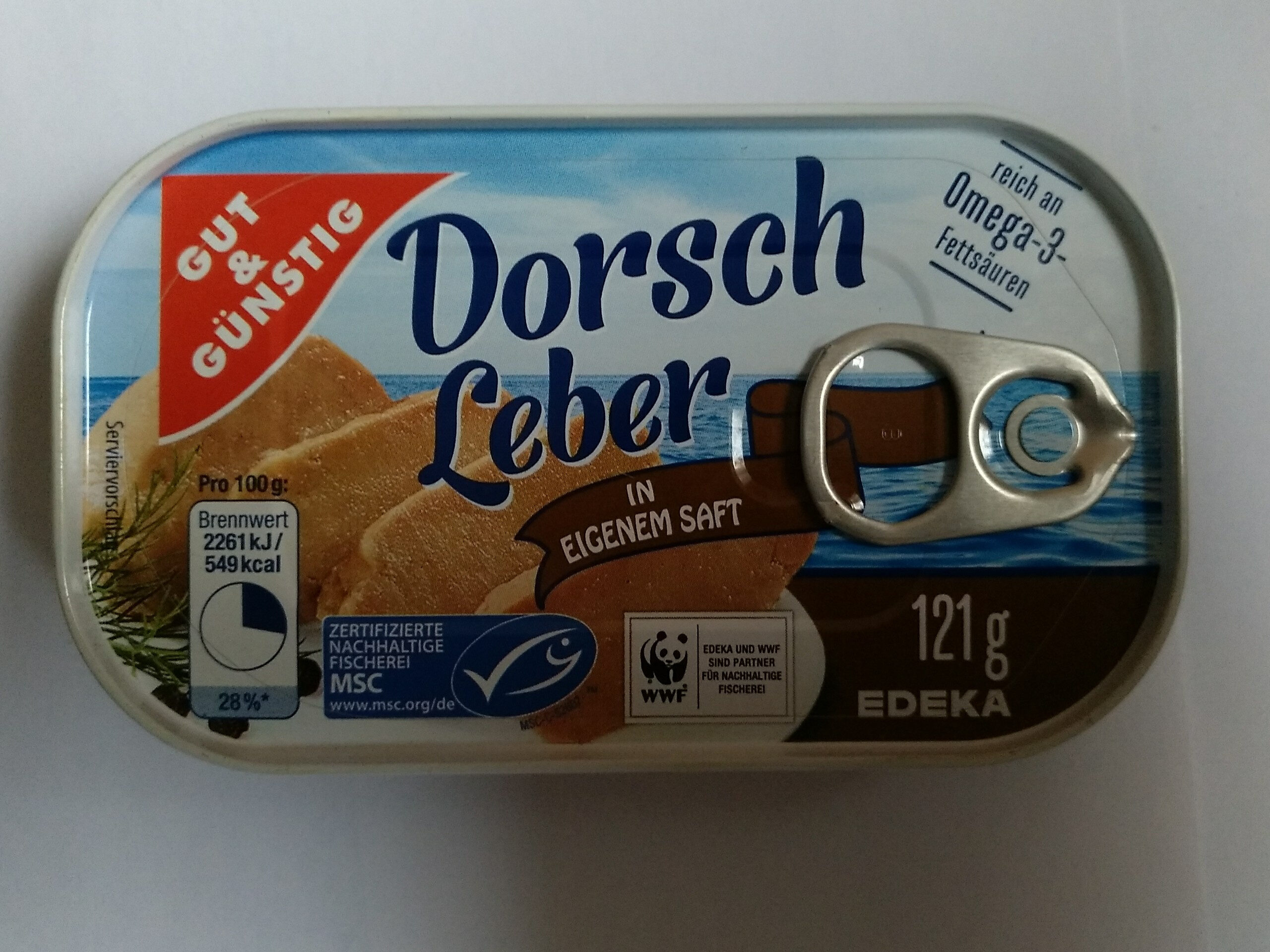 Dorschleber - Produit