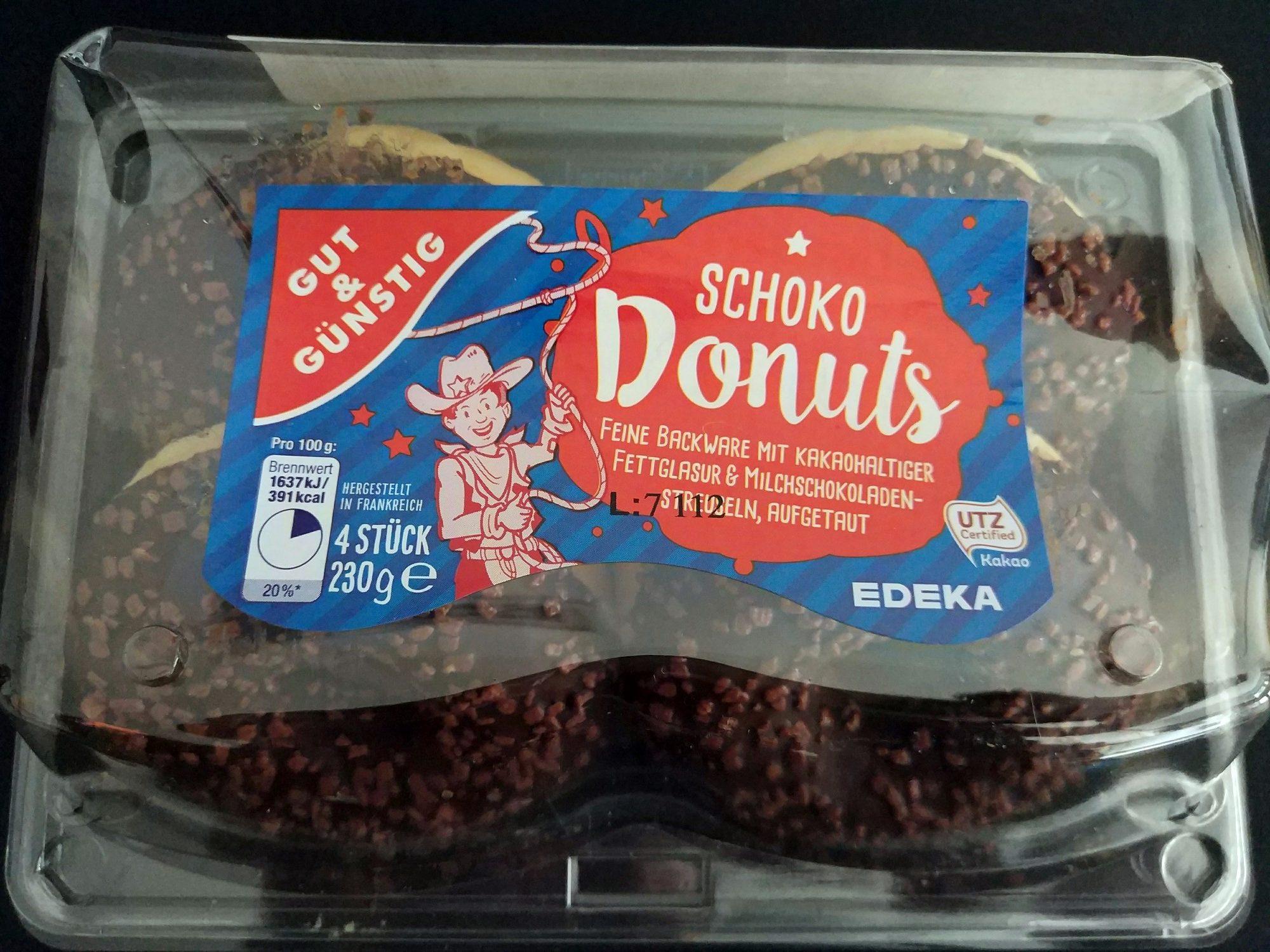 Schoko Donuts - Product - de