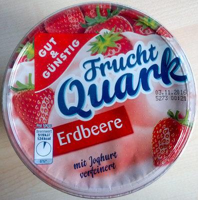 Frucht Quark Erdbeere - Produit