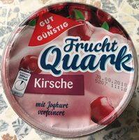 Fruchtquark Kirsche - Product - de