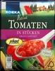Tomaten in Stücken pikant gewürzt - Product