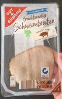 Traditioneller Schweinebraten - Produit - de