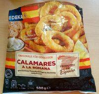 Calamares a La Romana - Product - de