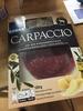 Carpaccio - Product