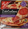 Edelsalami Steinofenpizza - Product