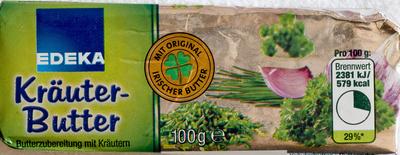 Kräuter-Butter - Produit