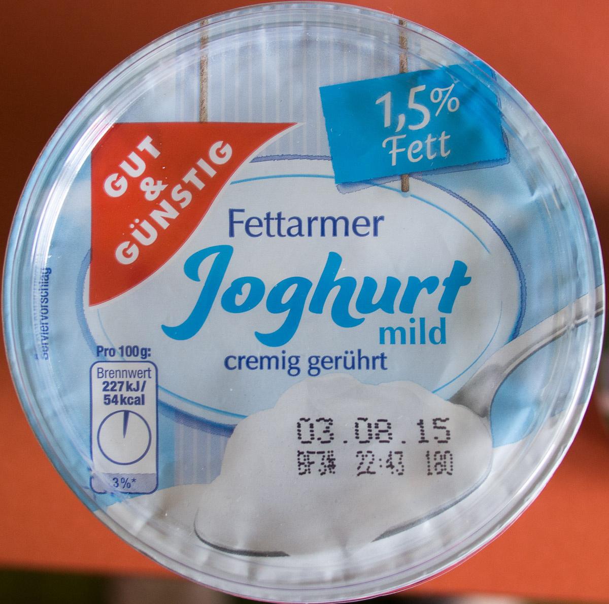 Joghurt - Product - de