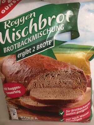 Roggenmischbrot Brotback Mischung - Producto
