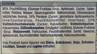 Aachener Dominosteine - Ingredients