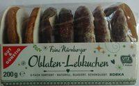 Oblaten-Lebkuchen 3-fach sortiert - Product