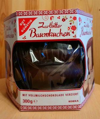 Zartbitter Baumkuchen - Product