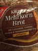 Körniges Mehrkorn Brot - Product